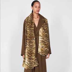 Animal print Handkerchief scarfs Wrap